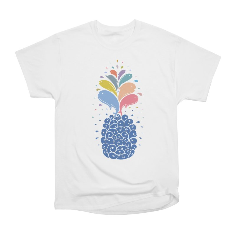 seapple Women's T-Shirt by muag's Artist Shop