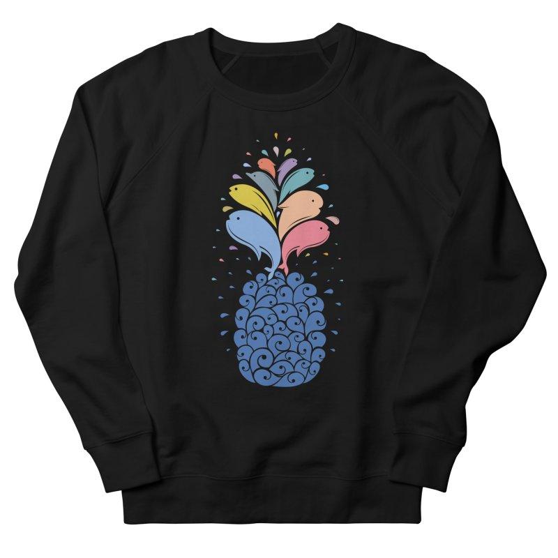 seapple Men's Sweatshirt by muag's Artist Shop