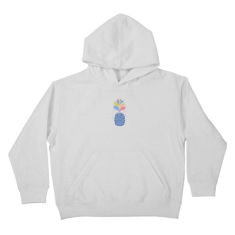 seapple Kids Pullover Hoody by muag's Artist Shop