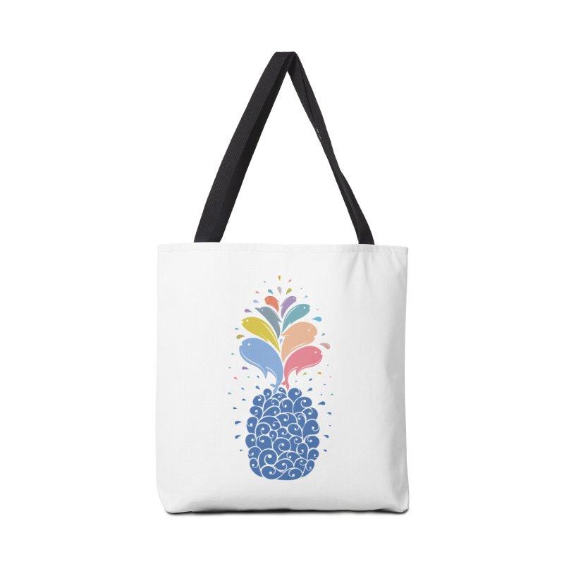 seapple Accessories Tote Bag Bag by muag's Artist Shop