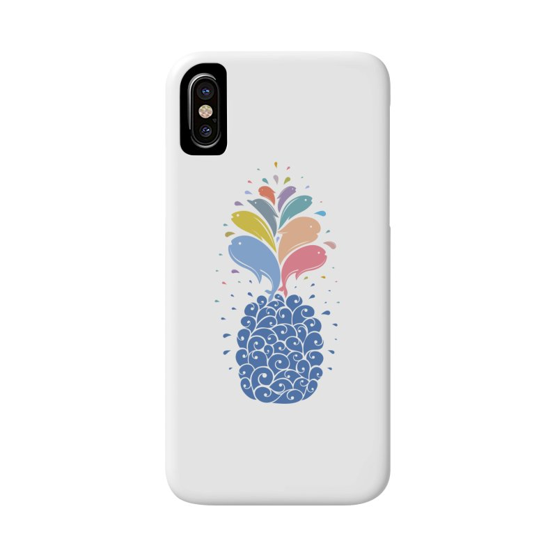 seapple Accessories Phone Case by muag's Artist Shop