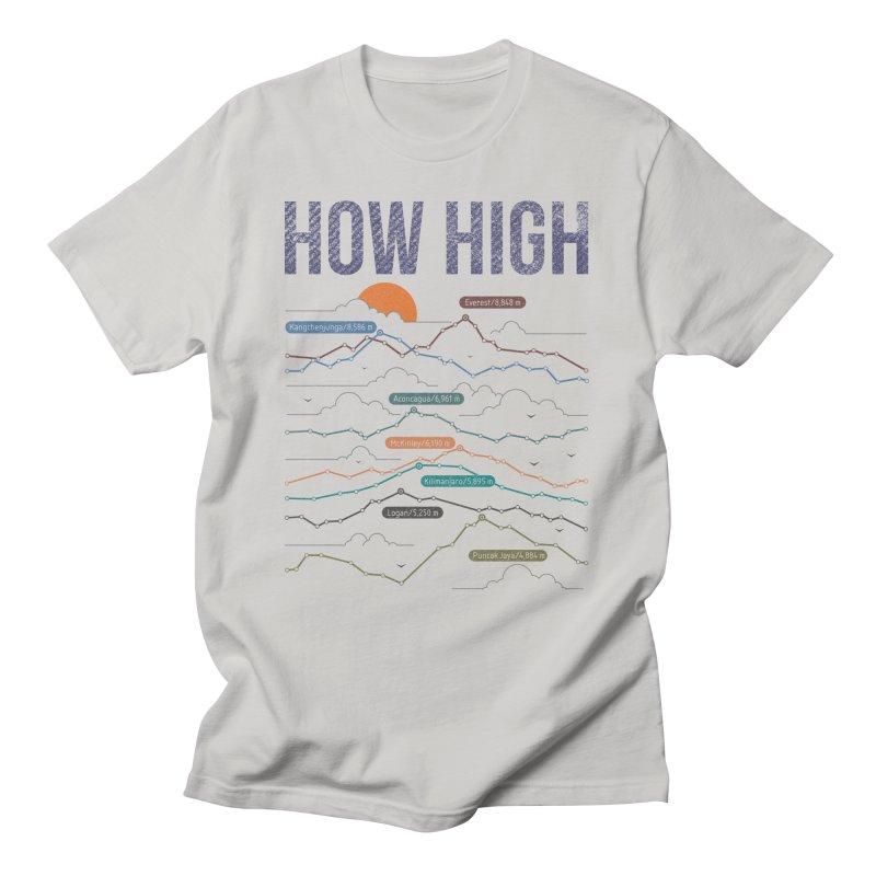 how high Men's T-Shirt by muag's Artist Shop