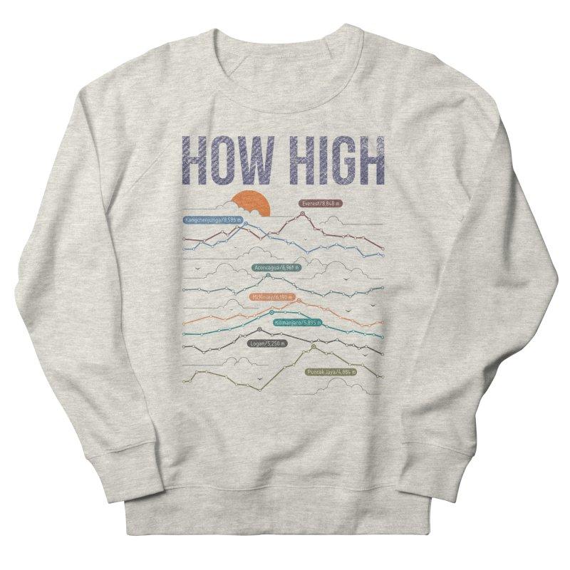 how high Men's Sweatshirt by muag's Artist Shop