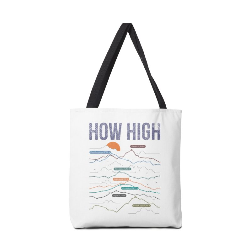 how high Accessories Bag by muag's Artist Shop