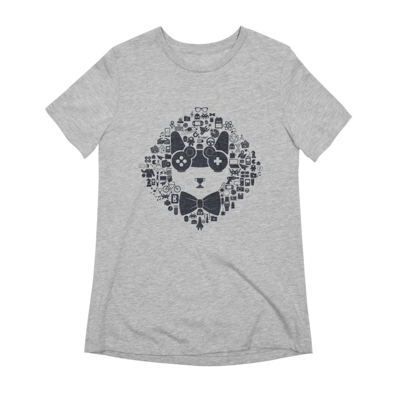 nerd trip Women's Extra Soft T-Shirt by muag's Artist Shop