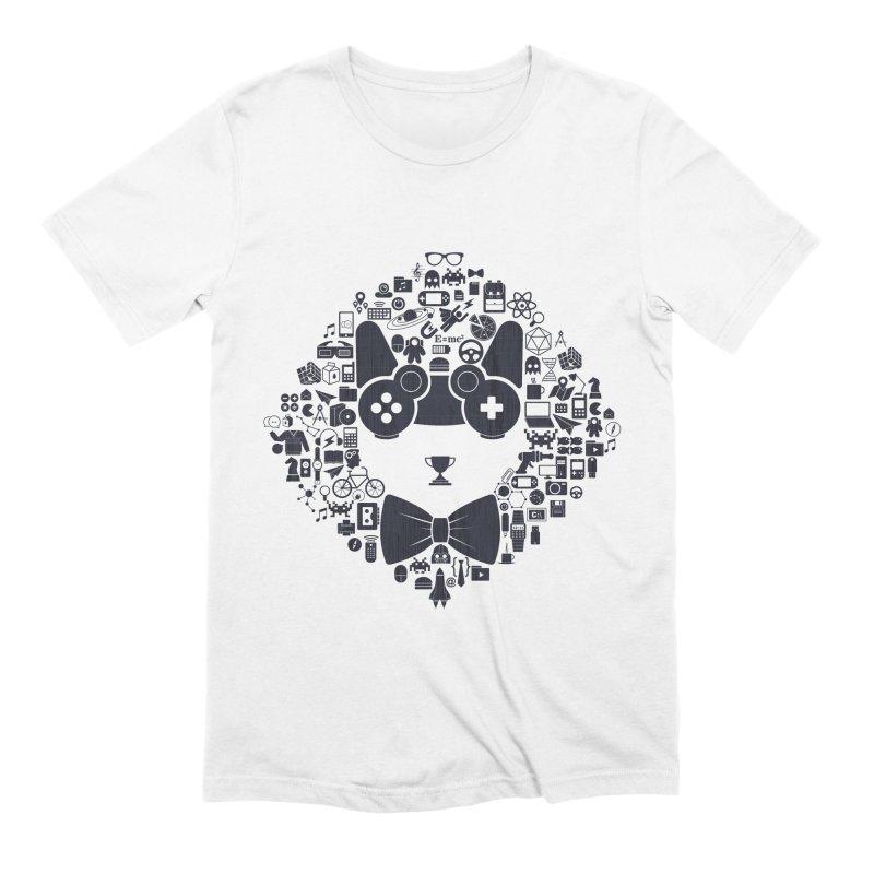 nerd trip Men's Extra Soft T-Shirt by muag's Artist Shop