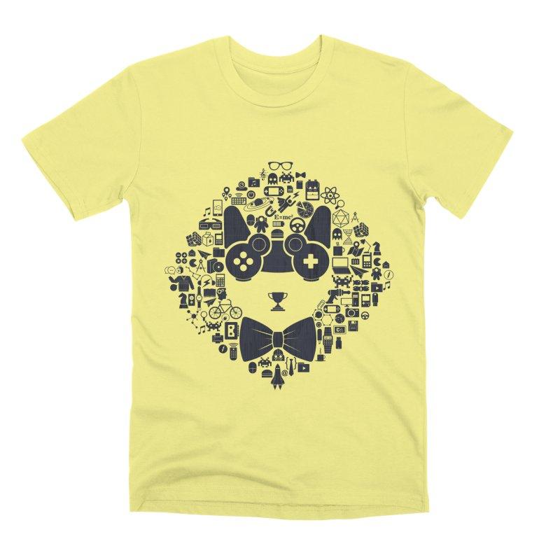 nerd trip Men's Premium T-Shirt by muag's Artist Shop