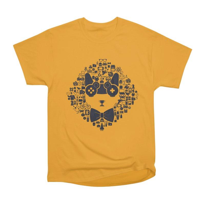 nerd trip Men's Heavyweight T-Shirt by muag's Artist Shop