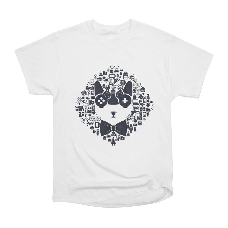 nerd trip Women's Heavyweight Unisex T-Shirt by muag's Artist Shop