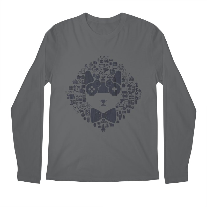 nerd trip Men's Longsleeve T-Shirt by muag's Artist Shop