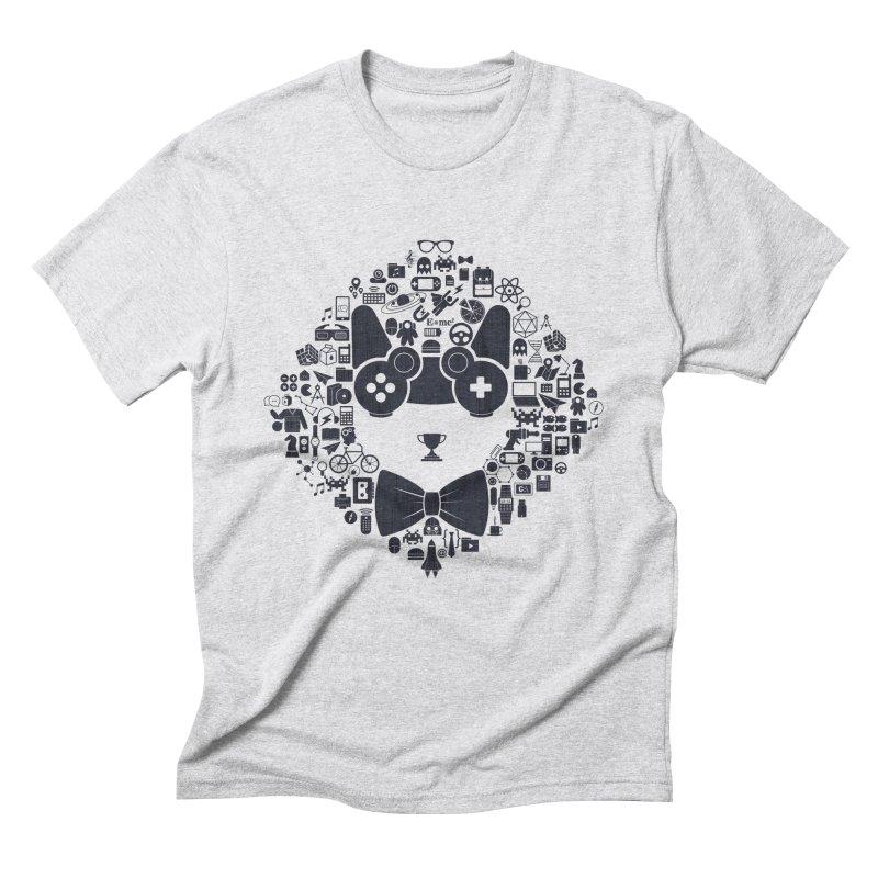 nerd trip Men's Triblend T-Shirt by muag's Artist Shop