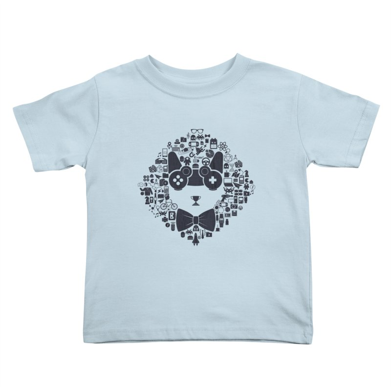 nerd trip Kids Toddler T-Shirt by muag's Artist Shop