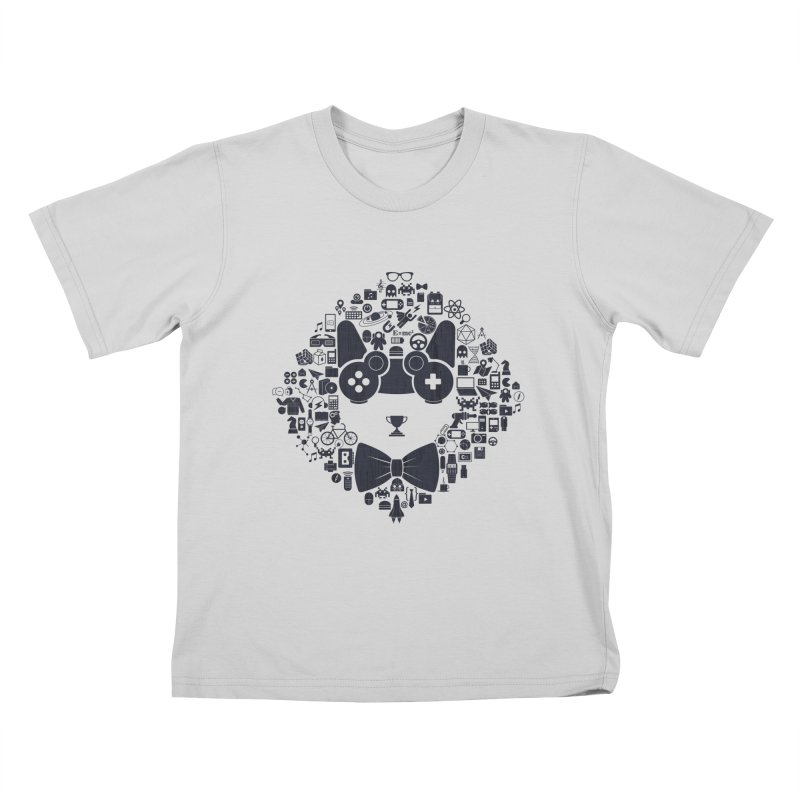 nerd trip Kids T-Shirt by muag's Artist Shop
