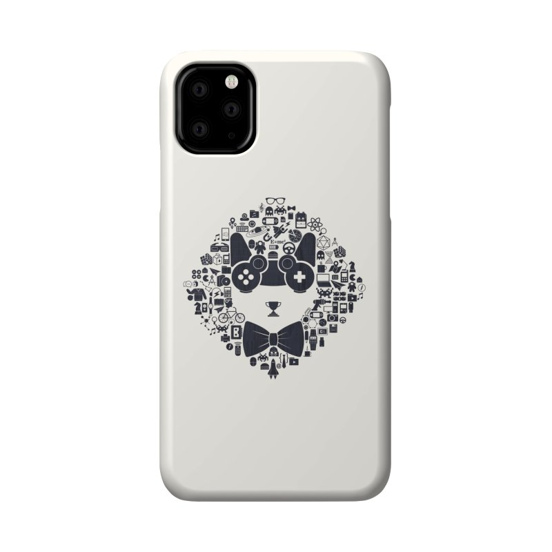 nerd trip Accessories Phone Case by muag's Artist Shop