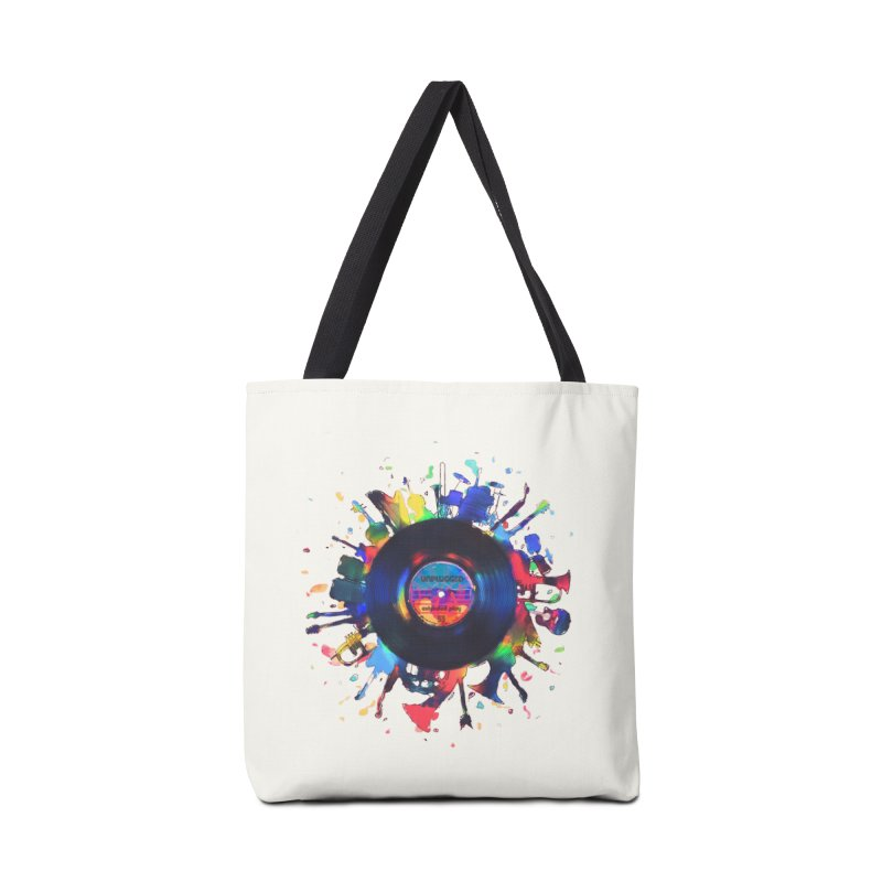 unplugged Accessories Bag by muag's Artist Shop