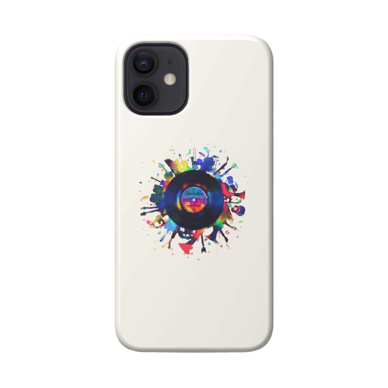 unplugged Accessories Phone Case by muag's Artist Shop
