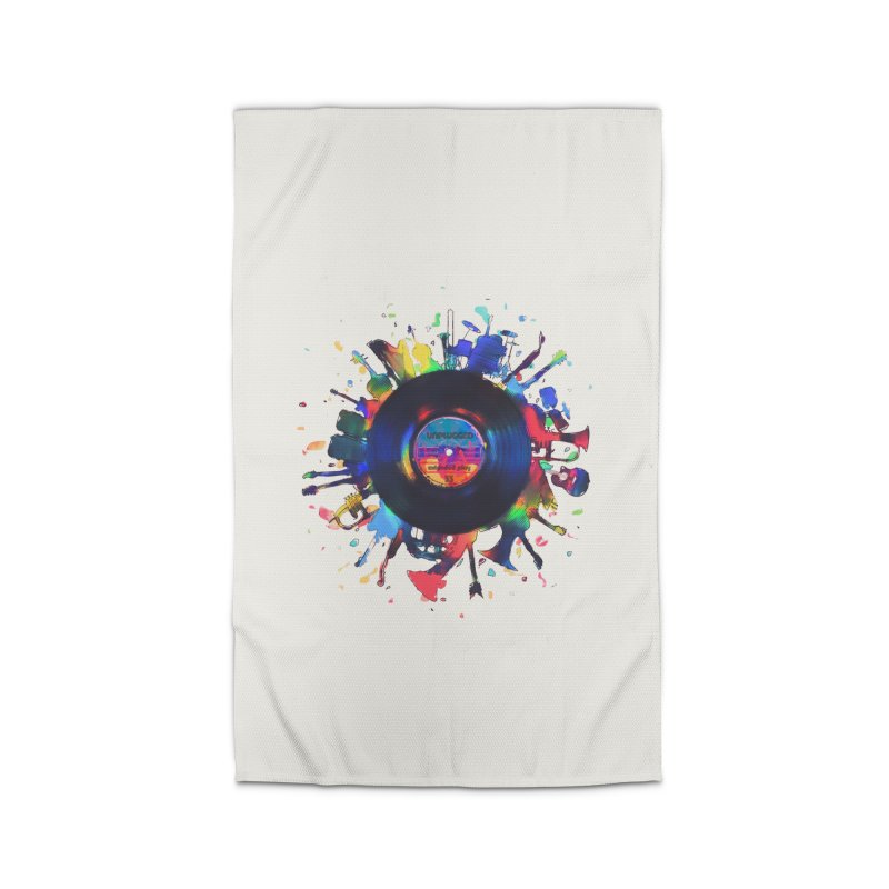 unplugged Home Rug by muag's Artist Shop