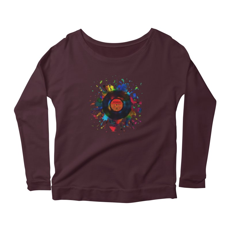 unplugged Women's Longsleeve T-Shirt by muag's Artist Shop