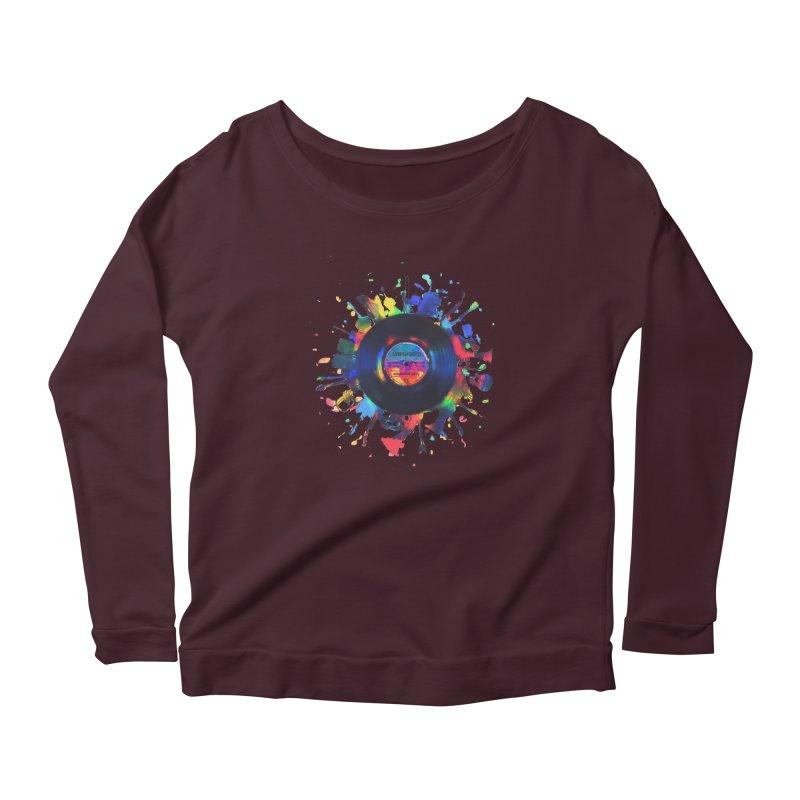 unplugged Women's Longsleeve T-Shirt by muag's Artist Shop