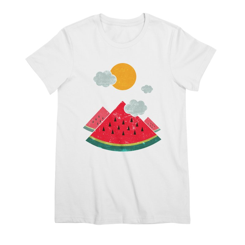 eatventure time! Women's Premium T-Shirt by muag's Artist Shop