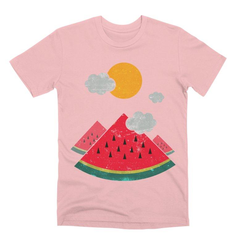 eatventure time! Men's Premium T-Shirt by muag's Artist Shop