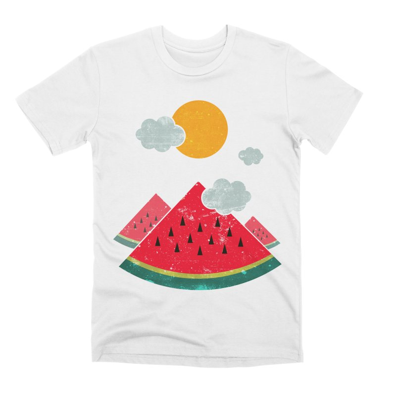 eatventure time! Men's Premium T-Shirt by muag's Artist Shop