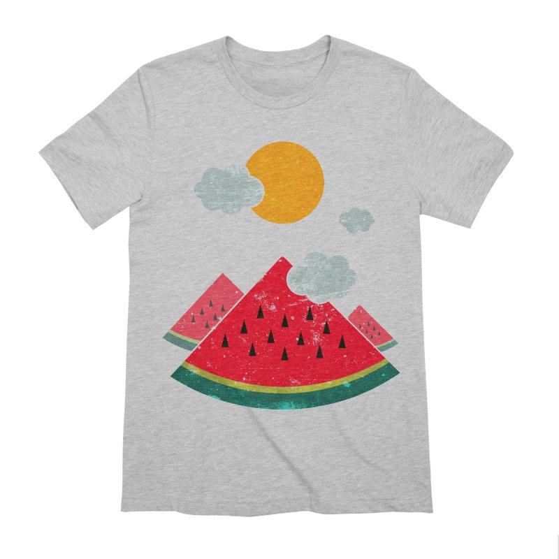 eatventure time! Men's Extra Soft T-Shirt by muag's Artist Shop