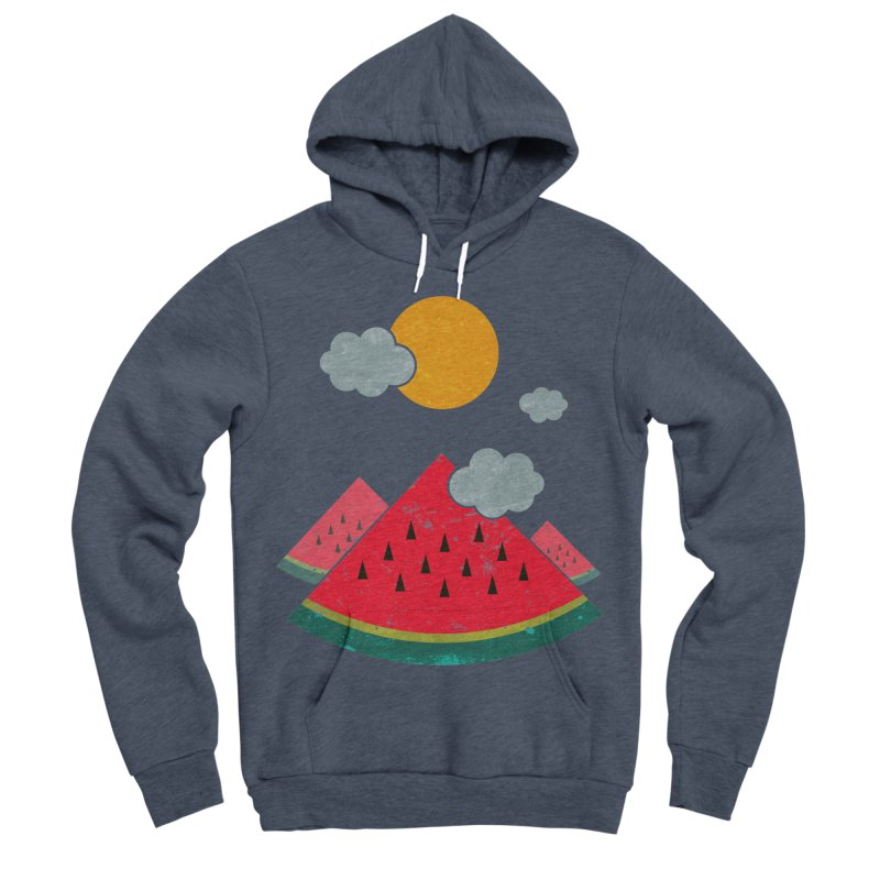 eatventure time! Men's Sponge Fleece Pullover Hoody by muag's Artist Shop