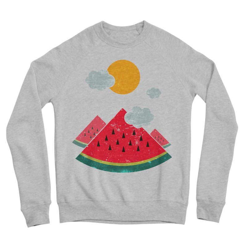 eatventure time! Men's Sponge Fleece Sweatshirt by muag's Artist Shop