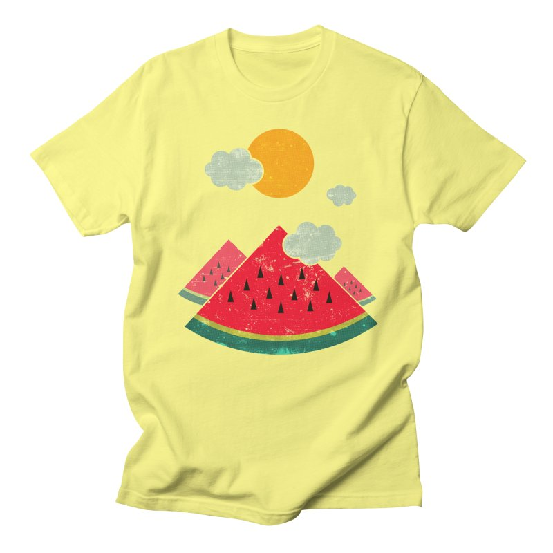 eatventure time! Men's T-Shirt by muag's Artist Shop