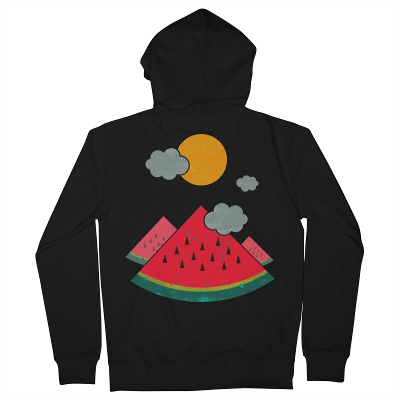 eatventure time! Women's Zip-Up Hoody by muag's Artist Shop