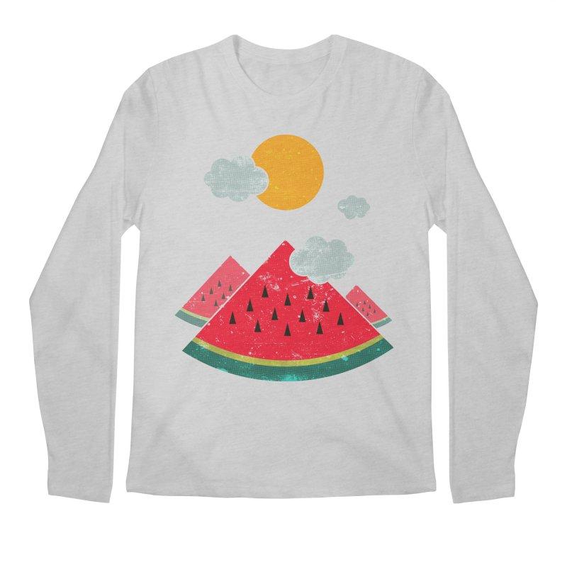 eatventure time! Men's Regular Longsleeve T-Shirt by muag's Artist Shop