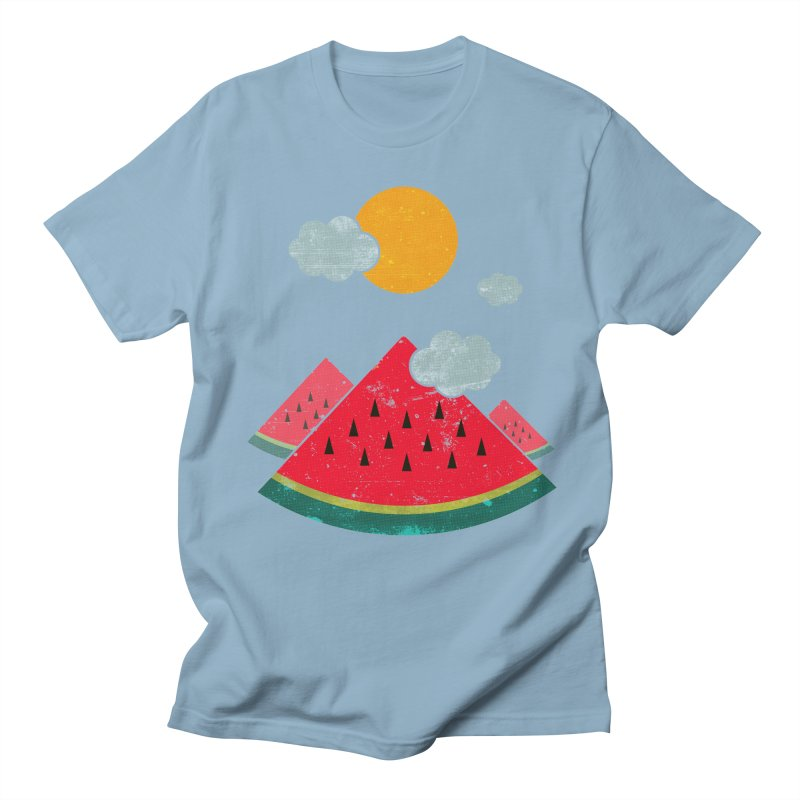 eatventure time! Men's Regular T-Shirt by muag's Artist Shop