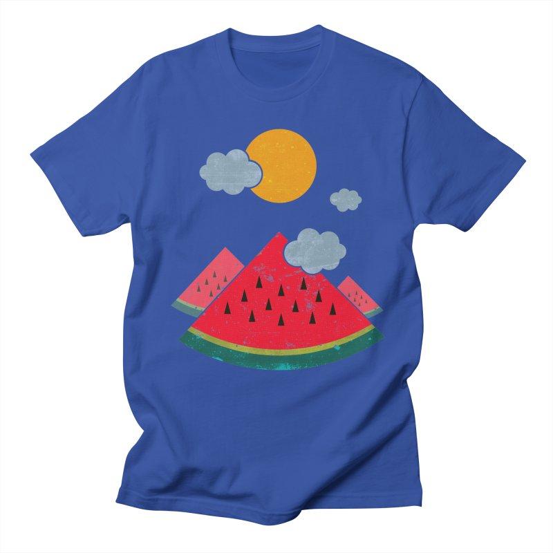 eatventure time! Men's Regular T-Shirt by muag's Artist Shop
