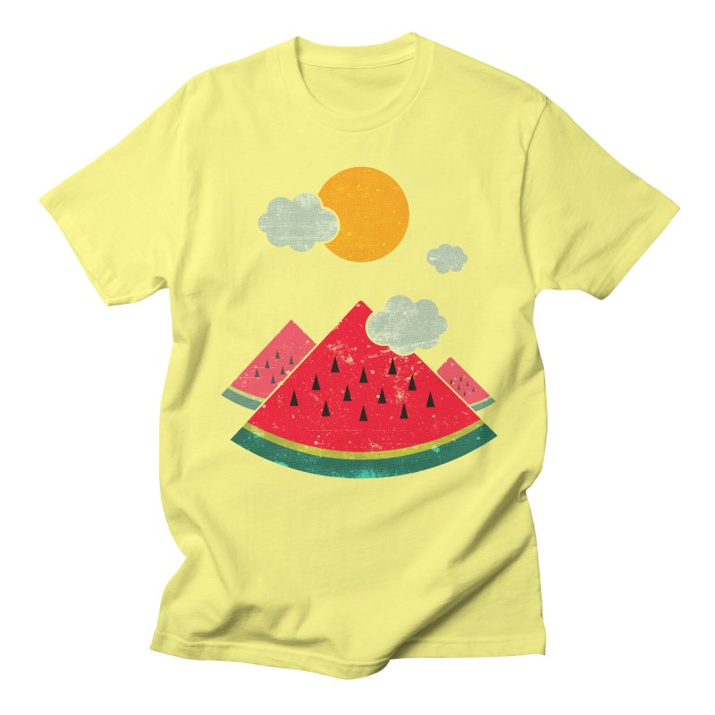 eatventure time! Men's T-Shirt by muag's Artist Shop