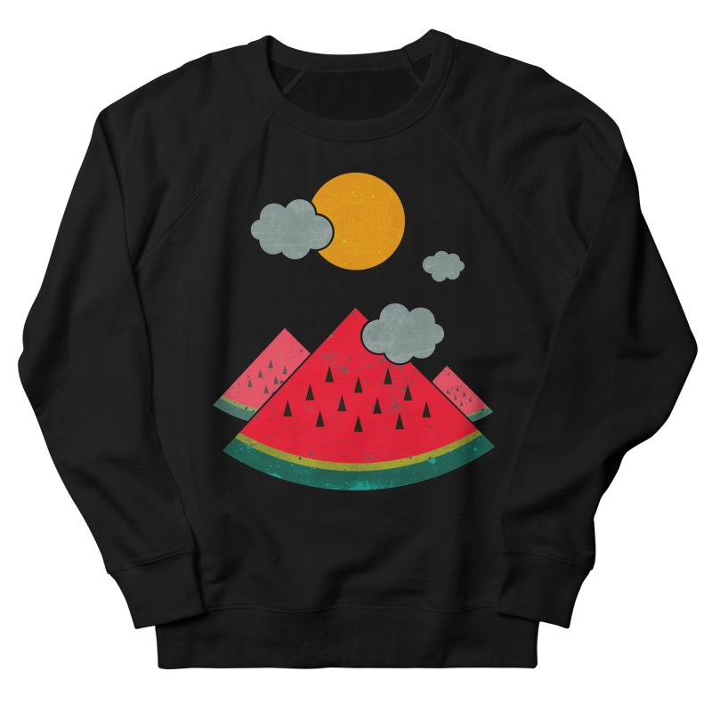 eatventure time! Women's French Terry Sweatshirt by muag's Artist Shop