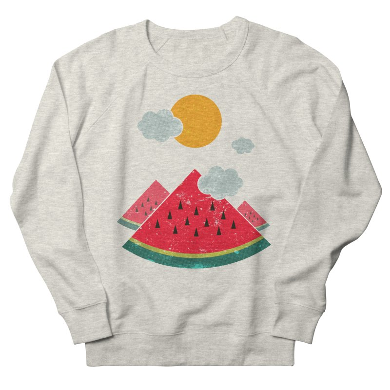 eatventure time! Men's French Terry Sweatshirt by muag's Artist Shop
