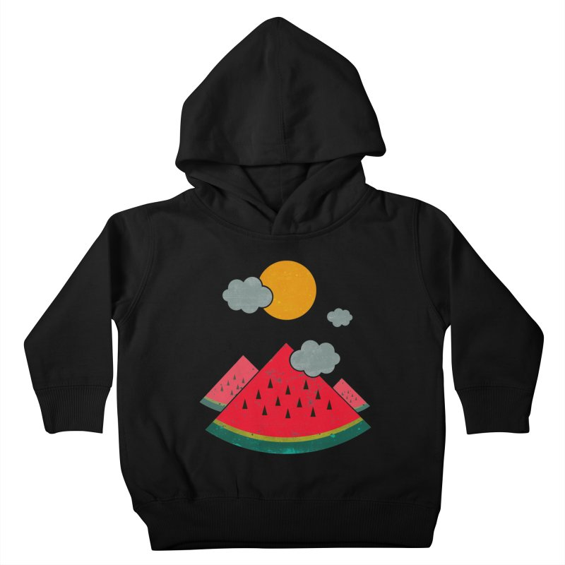 eatventure time! Kids Toddler Pullover Hoody by muag's Artist Shop