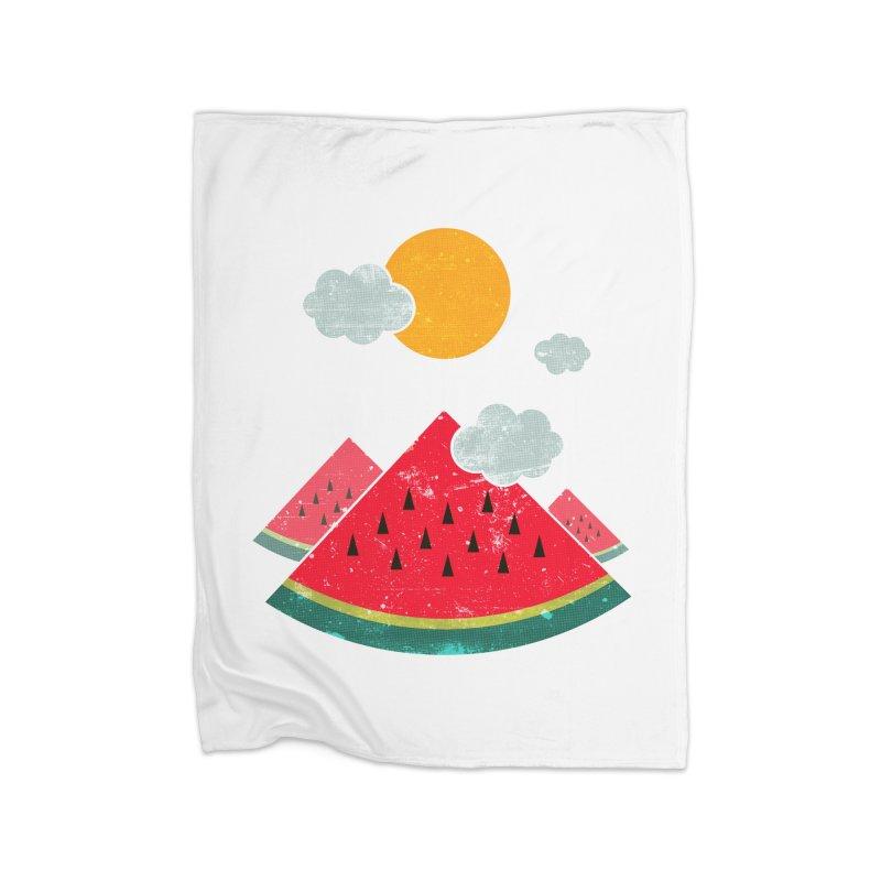 eatventure time! Home Blanket by muag's Artist Shop