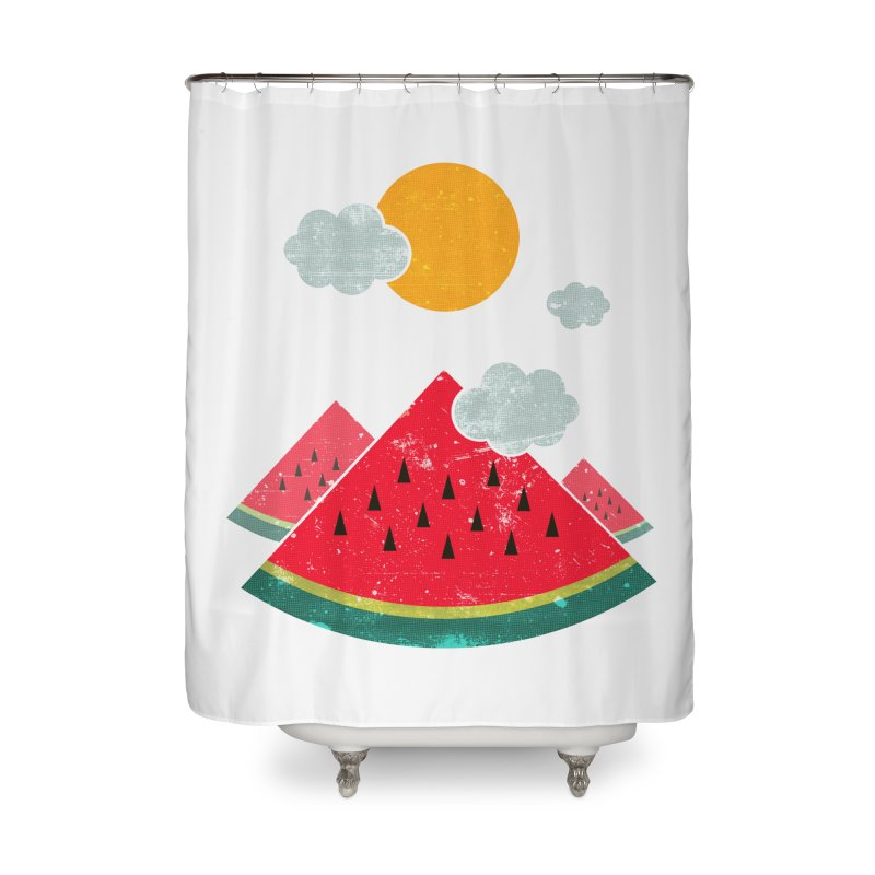 eatventure time! Home Shower Curtain by muag's Artist Shop