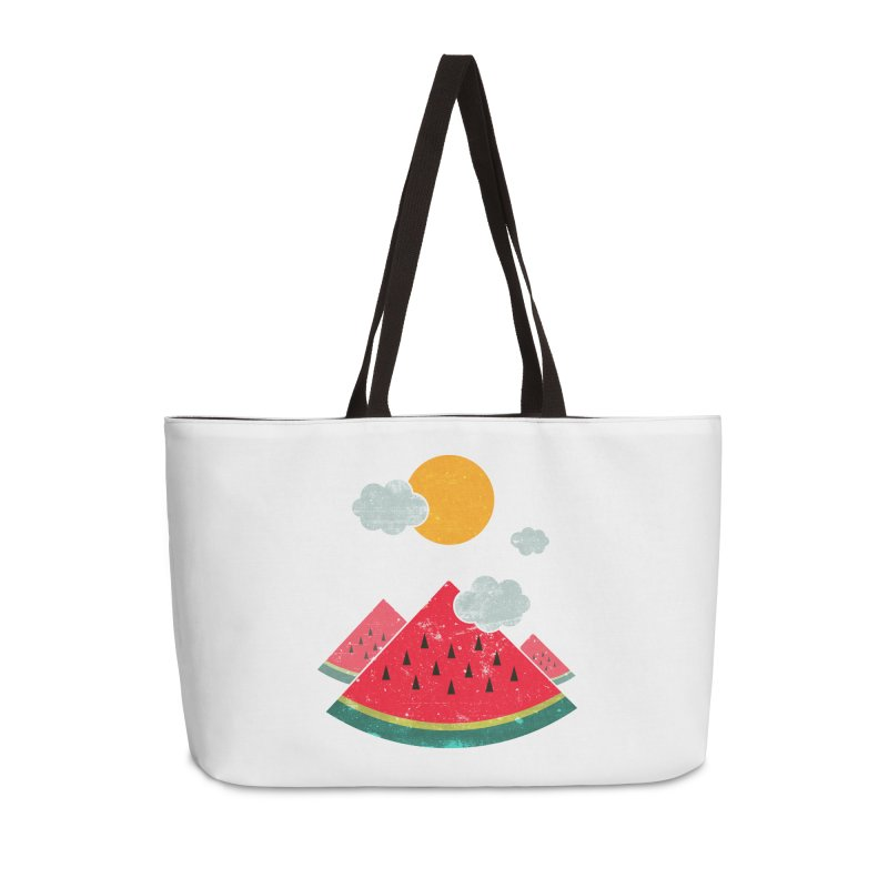 eatventure time! Accessories Weekender Bag Bag by muag's Artist Shop