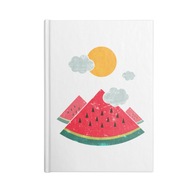 eatventure time! Accessories Blank Journal Notebook by muag's Artist Shop