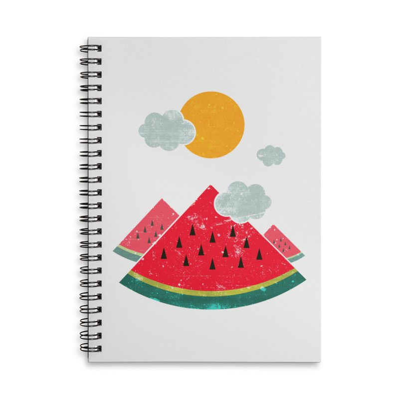 eatventure time! Accessories Notebook by muag's Artist Shop