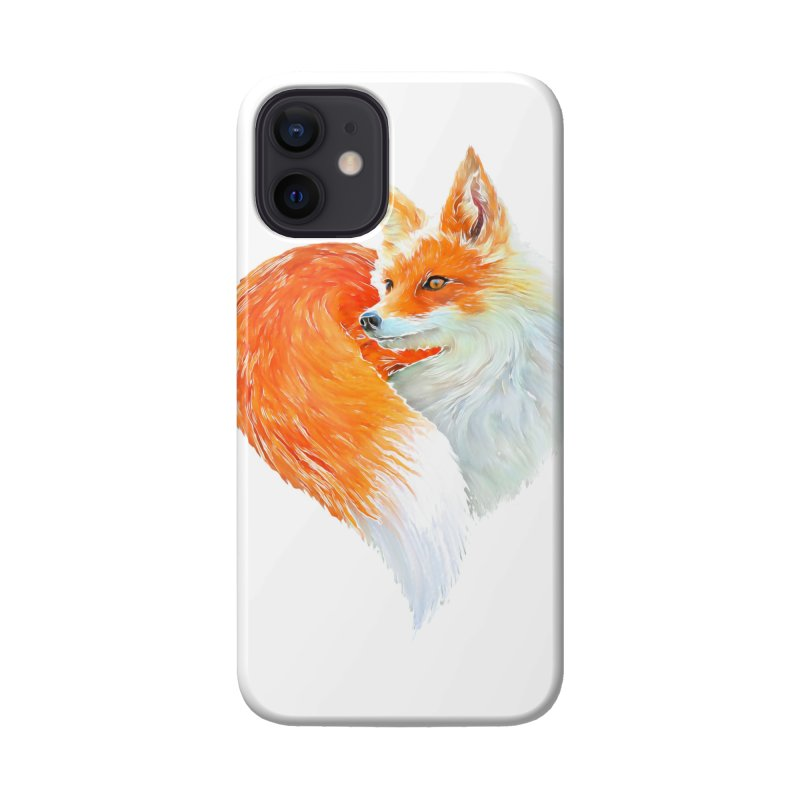 love foxes Accessories Phone Case by muag's Artist Shop