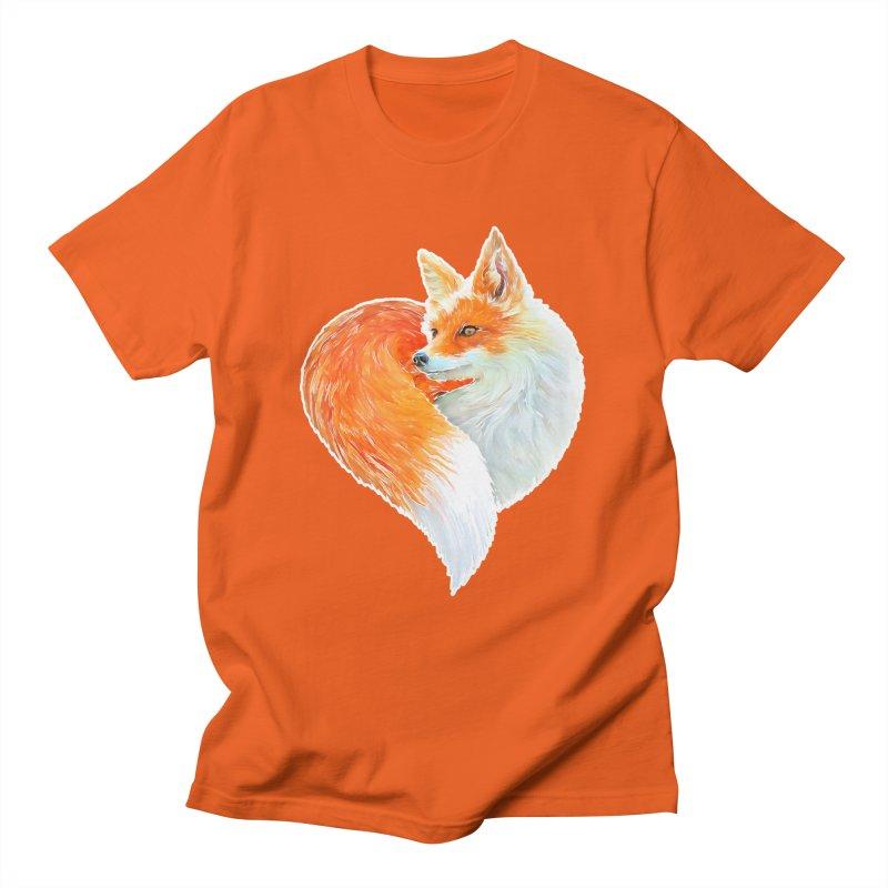love foxes Men's T-Shirt by muag's Artist Shop