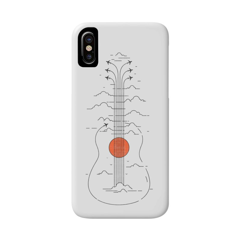 air show Accessories Phone Case by muag's Artist Shop