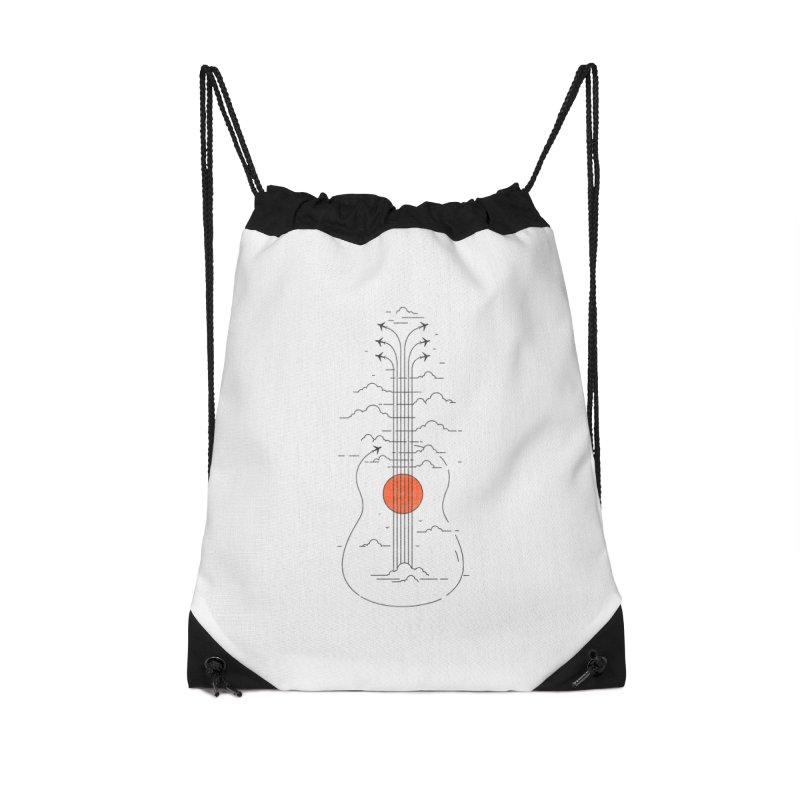 air show Accessories Drawstring Bag Bag by muag's Artist Shop