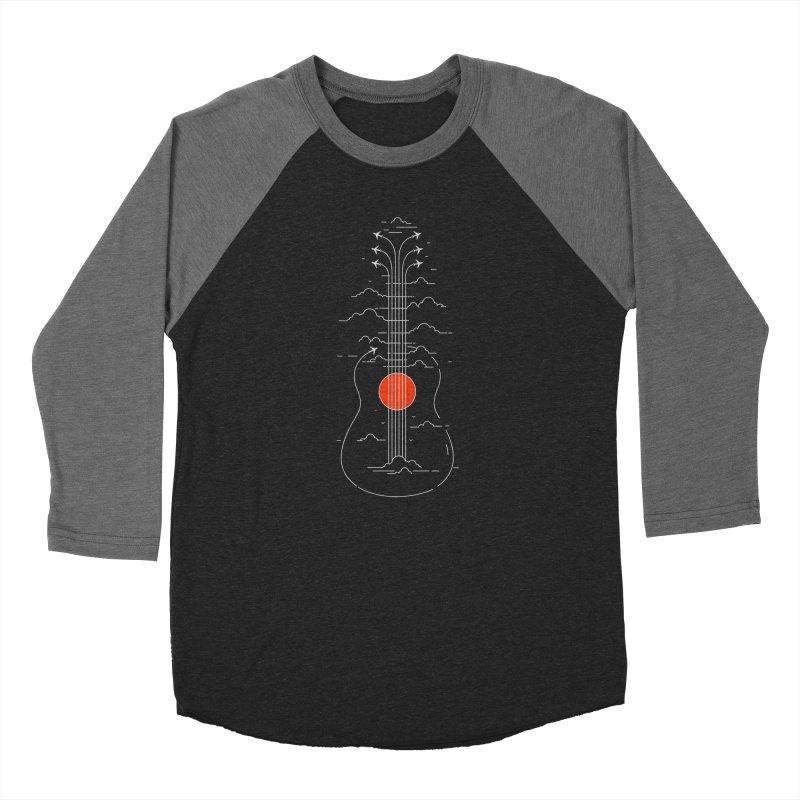 air show (dark) Men's Longsleeve T-Shirt by muag's Artist Shop