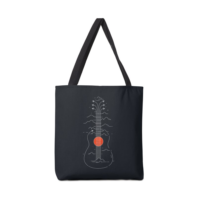 air show (dark) Accessories Tote Bag Bag by muag's Artist Shop