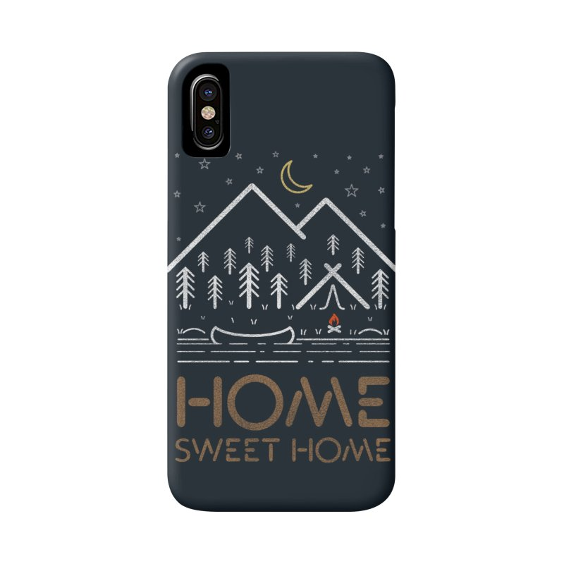 my sweet home Accessories Phone Case by muag's Artist Shop